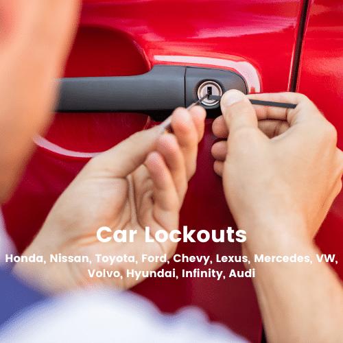 Car Lockouts St. Louis- Master Locksmith