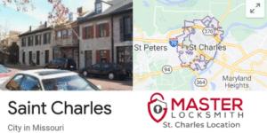 St. Charles Locksmith Services- Master Locksmith of St. Charles