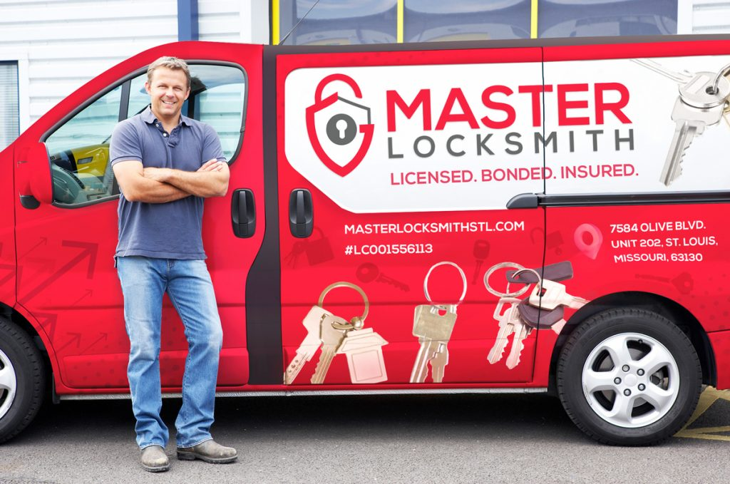 Master Locksmith- Locksmith Services in St. Louis And St. Charles