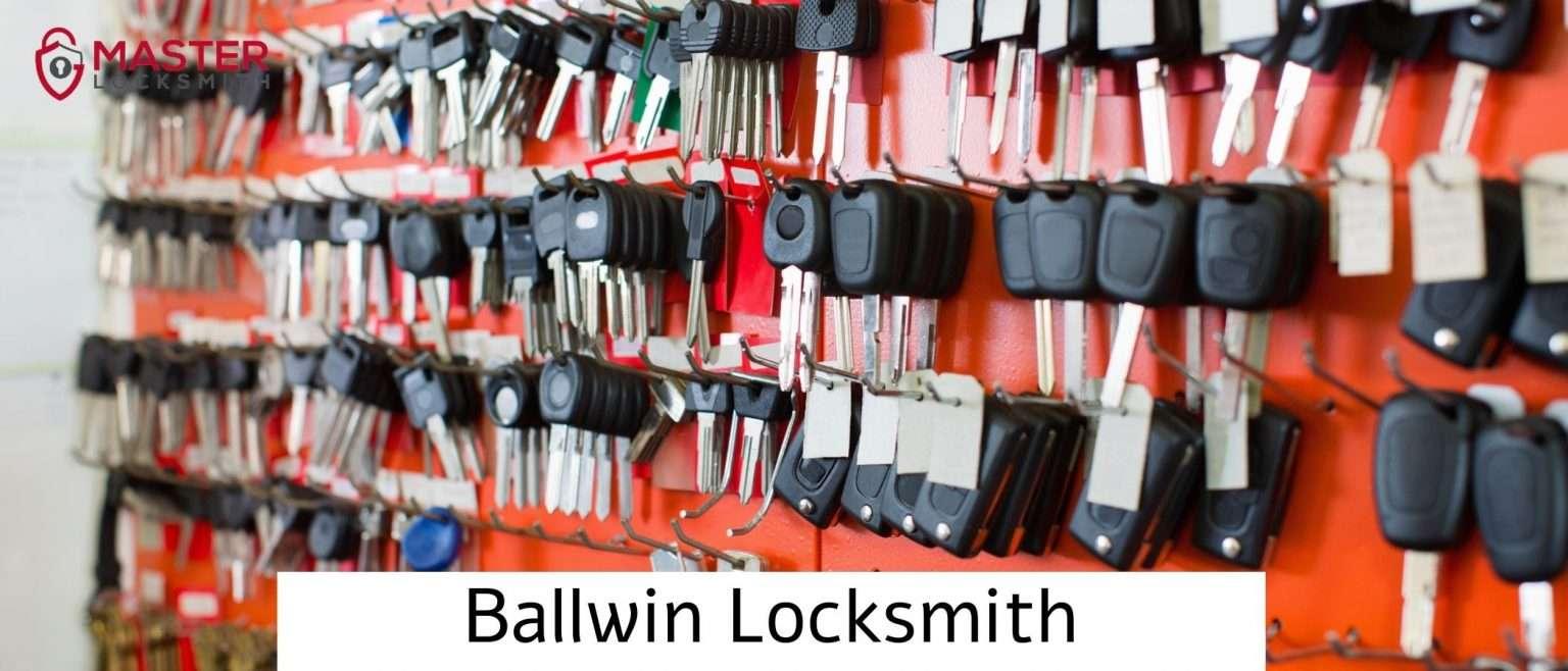 Ballwin Locksmith Services- Master Locksmith