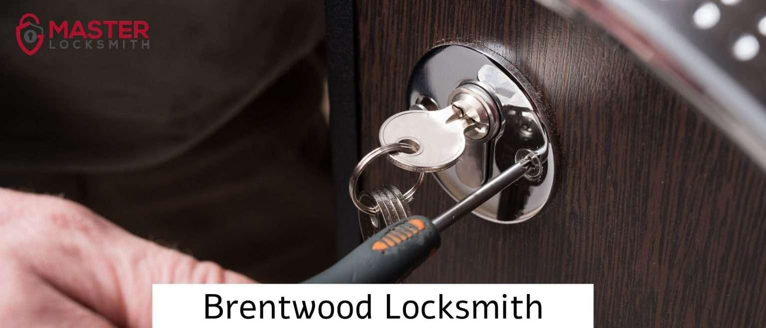 Brentwood Locksmith- Master Locksmith