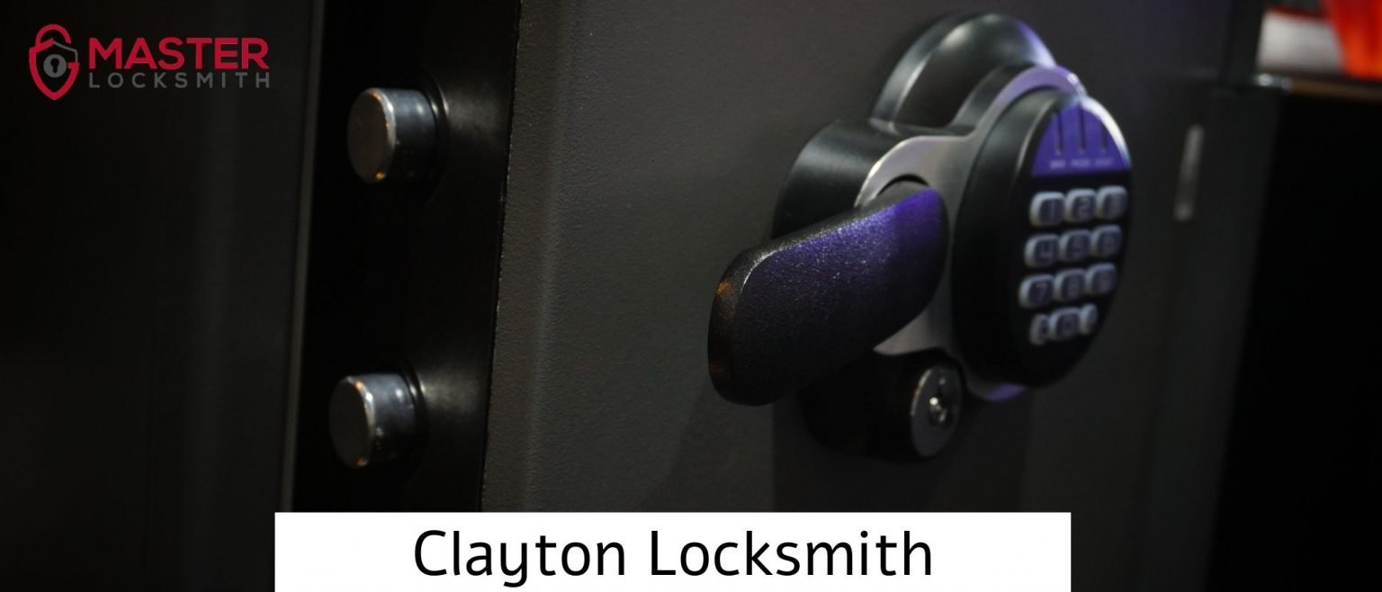 Clayton Locksmith- Master Locksmith