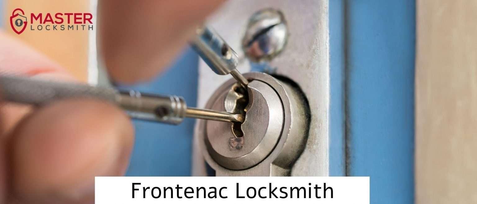 Frontenac Locksmith- Master Locksmith