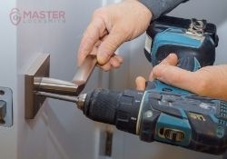 Lock Installation- Master Locksmith