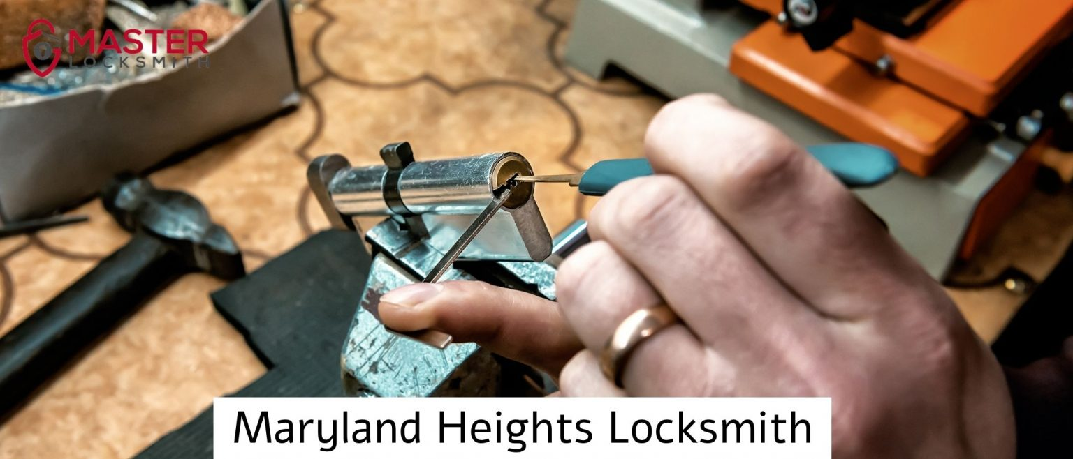 Maryland Heights Locksmiths- Master Locksmith