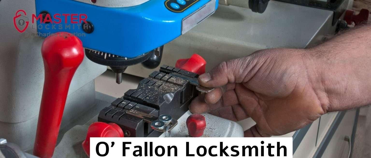 O' Fallon Locksmith- Master Locksmith of St. Charles