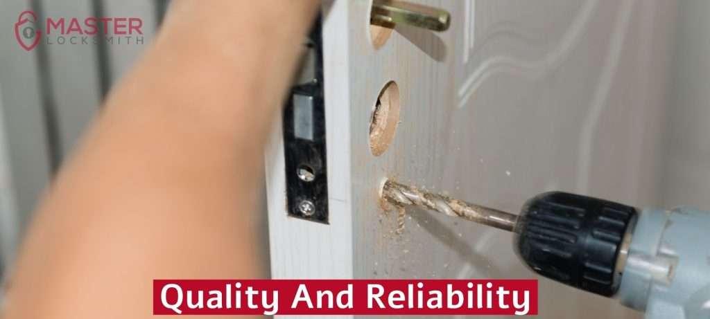 Quality Locksmith Near Me- Master Locksmith