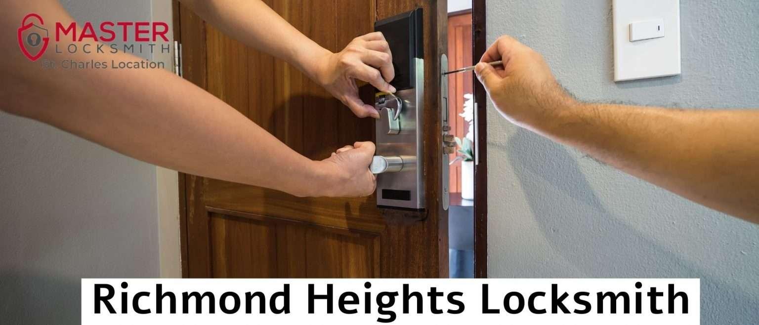 Richmond Heights Locksmith- Master Locksmith of St. Charles