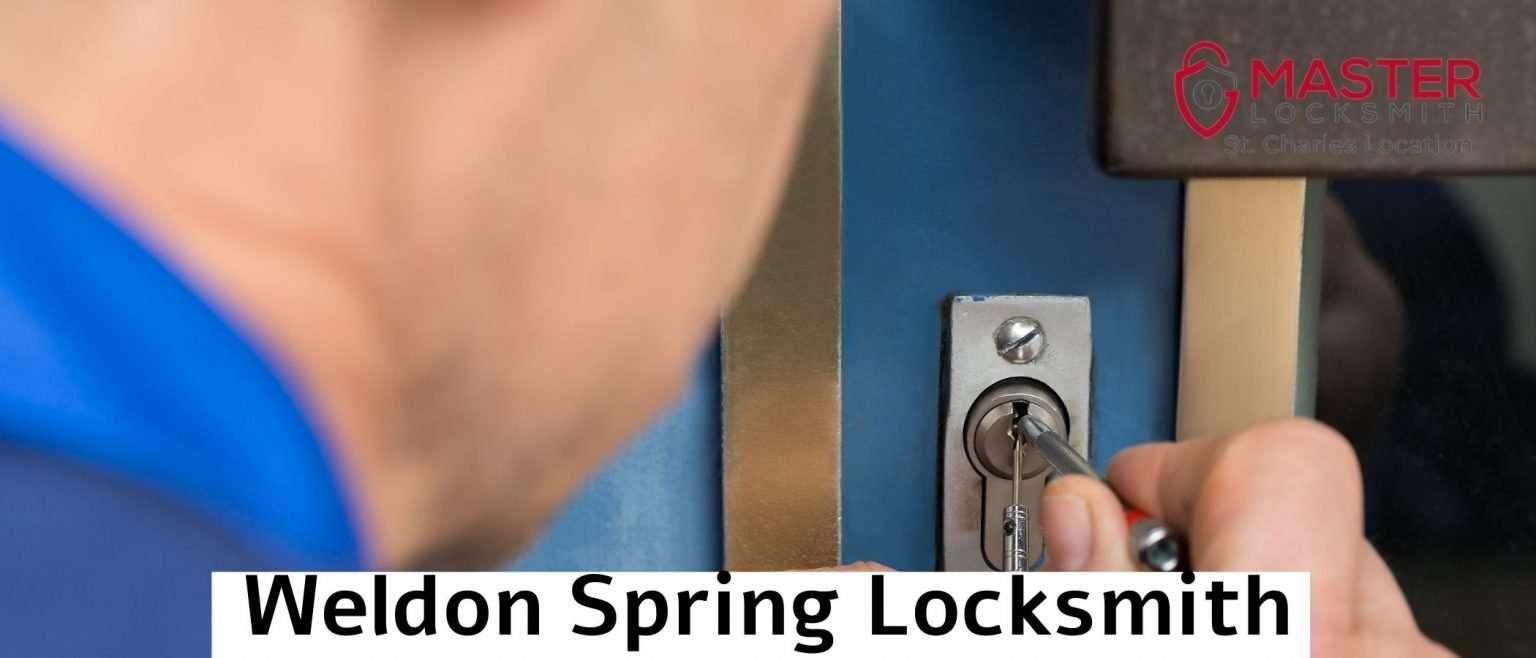 Weldon Spring Locksmith- Master Locksmith of St. Charles