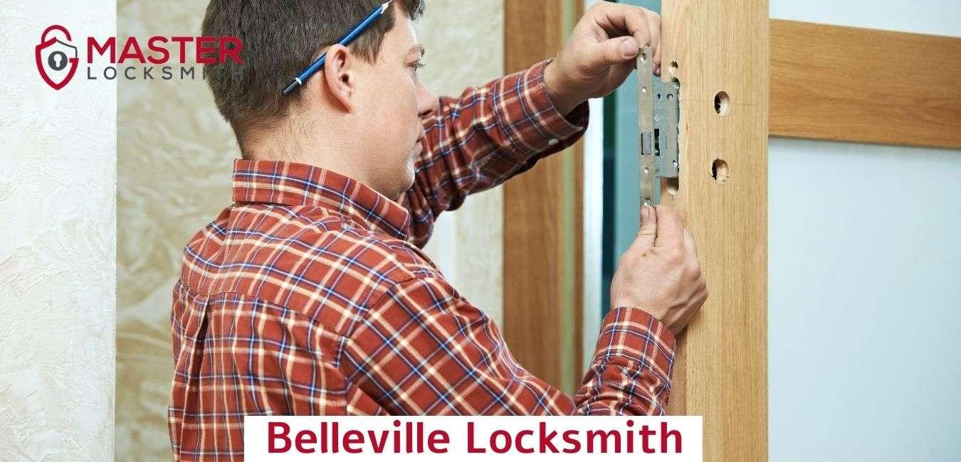 Belleville Locksmith- Master Locksmith