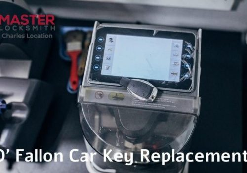 Car Key Replacement Services O Fallon MO 63366
