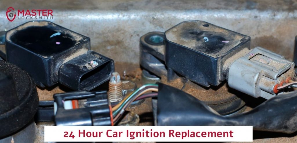 24 Hour Car Ignition Replacement Service St. Louis St. Charles MO- Master Locksmith