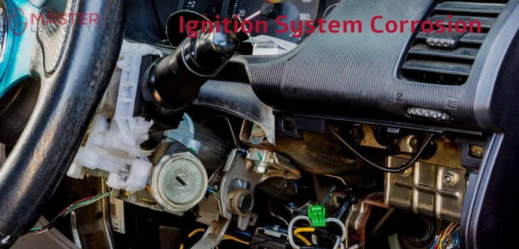 Ignition System Corrosion St. Louis St. Charles MO- Master Locksmith