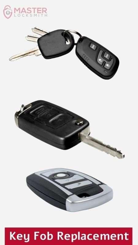 Key Fob Replacement- Master Locksmith