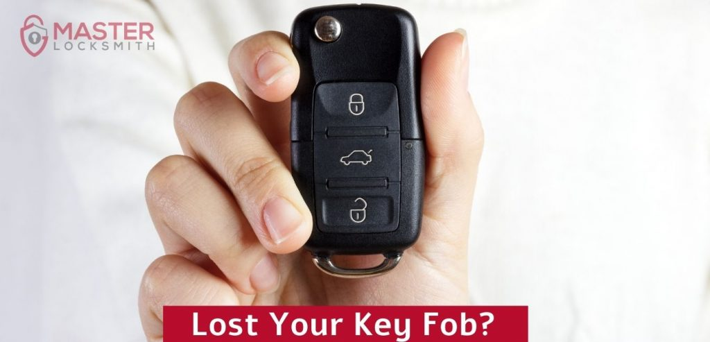 Lost Car Key Fob Missouri- Master Locksmith