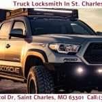 Car Locksmith Near Me In St. Charles- (314) 400-7054
