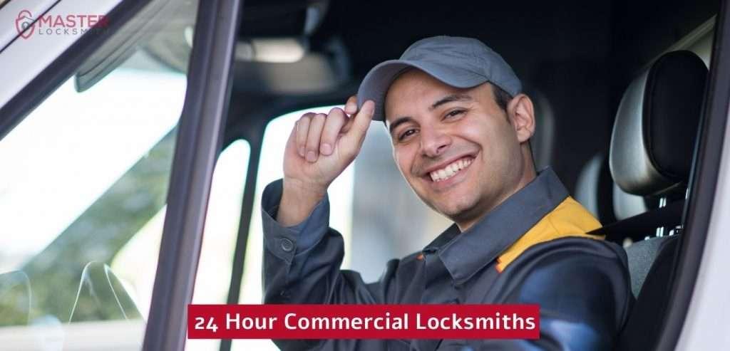 24 Hour Commercial Locksmiths- Master Locksmith