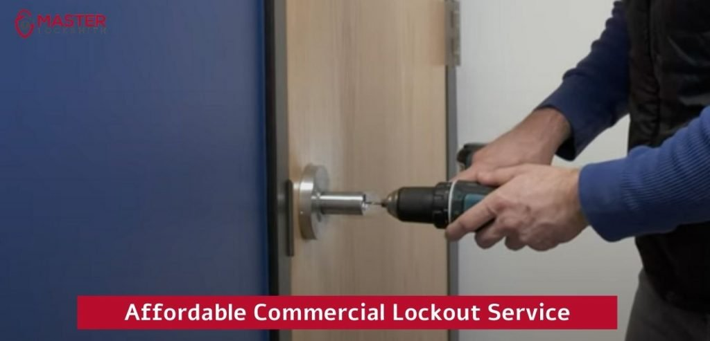 Affordable Commercial Lockout Services- Master Locksmith (1)