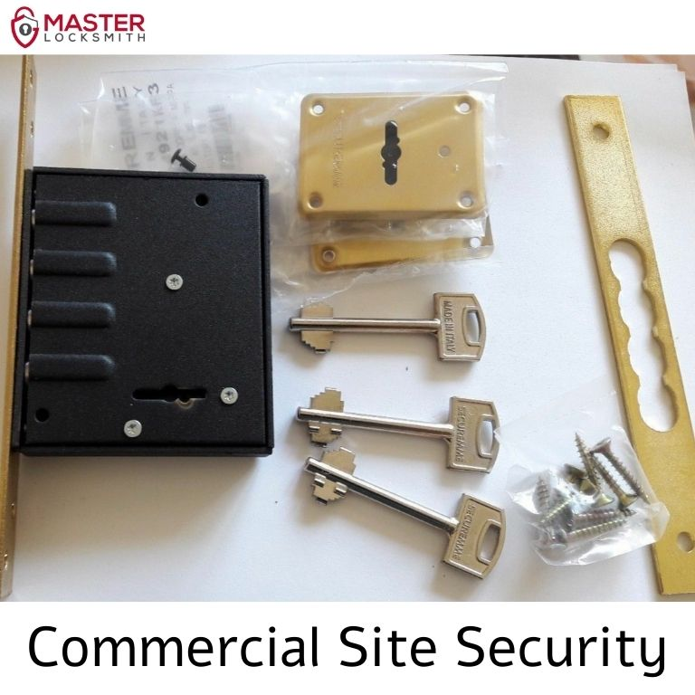 Commercial Site Security- Master Locksmith (314) 400-7054