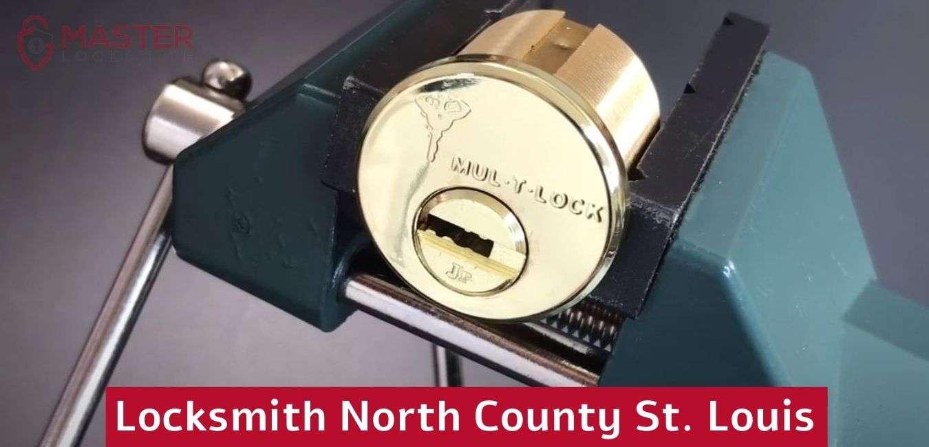 Locksmith North County St. Louis- Master Locksmith 314 400-7054
