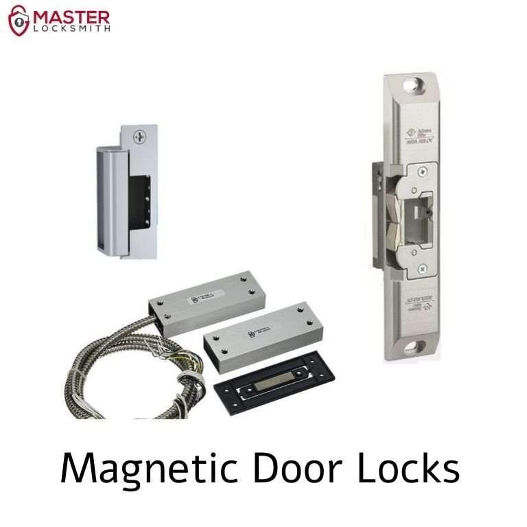 Magnetic Door Lock Installation-Master Locksmith (314) 400-7054