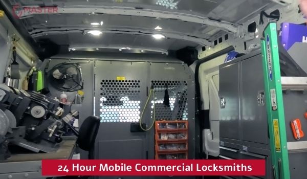 Mobile Commercial Lockout Services- Master Locksmith