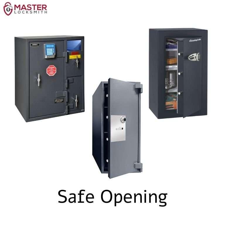 Safe Opening- Master Locksmith (314) 400-7054