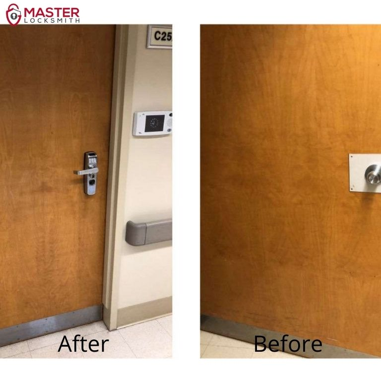 Smart Lock Installations- Master Locksmith (314) 400-7054