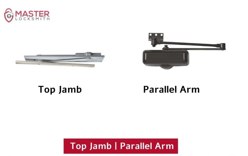 Top Jamb Parallel Arm Door Closers- Master Locksmith (813) 760-1066