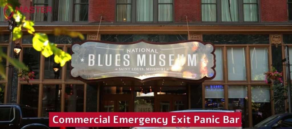 commercial emergency exit panic bar Missouri- Master Locksmith (314) 400-7054
