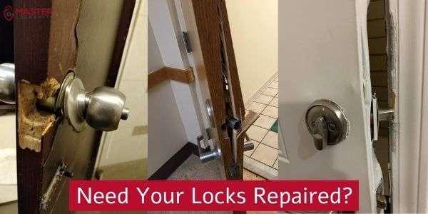 24 Hour Broken Lock Repair- Master Locksmith