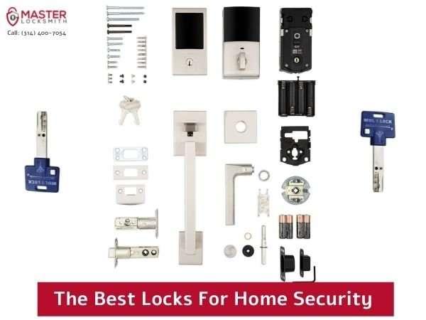 Best Door Locks For Home Security- Master Locksmith