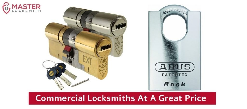Commercial Locksmiths At A Great Price- Master Locksmith (314) 400-7054