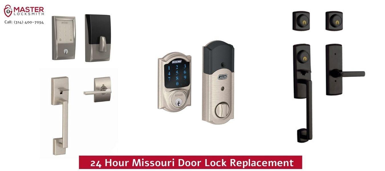 24 Hour Missouri Door Lock Replacement- Master Locksmith