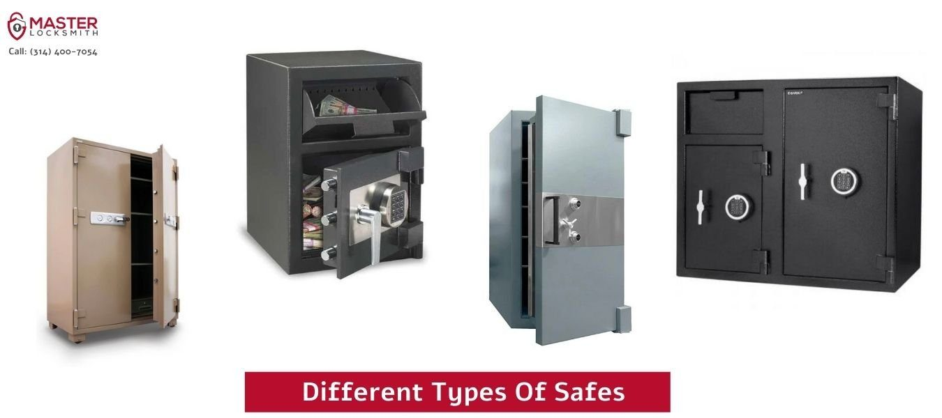 Different Types Of Safes - Master Locksmith