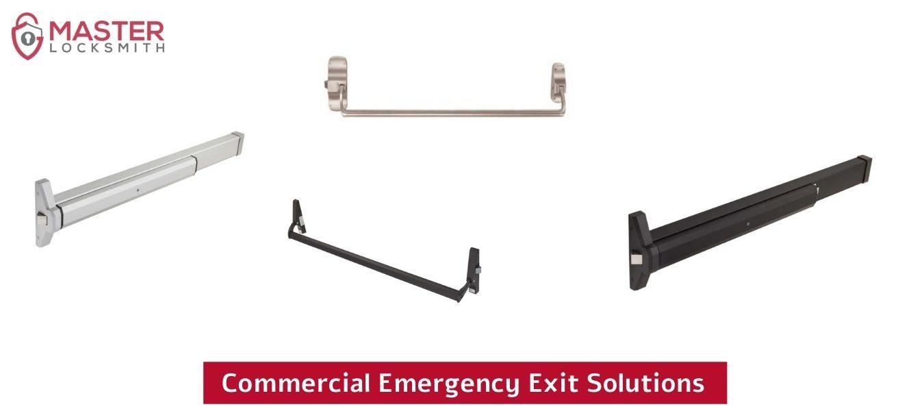 Emergency Exit Solutions- Master Locksmith (314) 400-7054