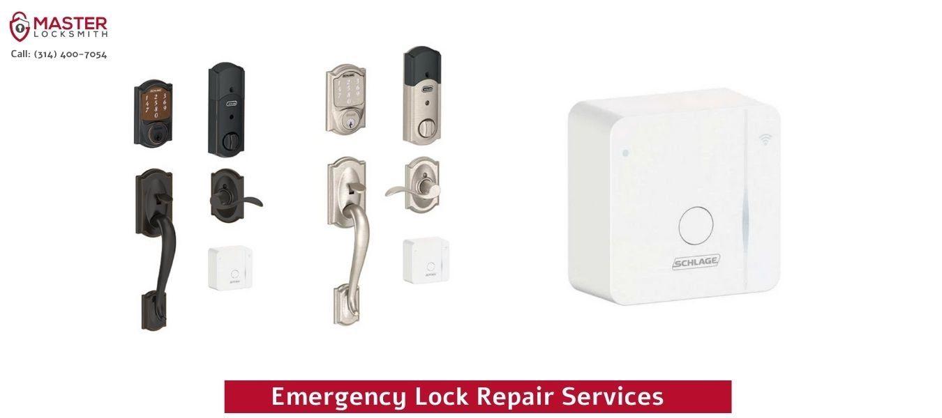 Emergency Lock Repair Services - Master Locksmith