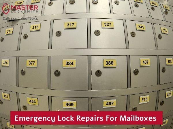 Emergency Lock Repairs For Mailboxes- Master Locksmith (1)