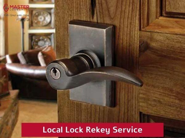 Local Lock Rekey Service - Master Locksmith (1)