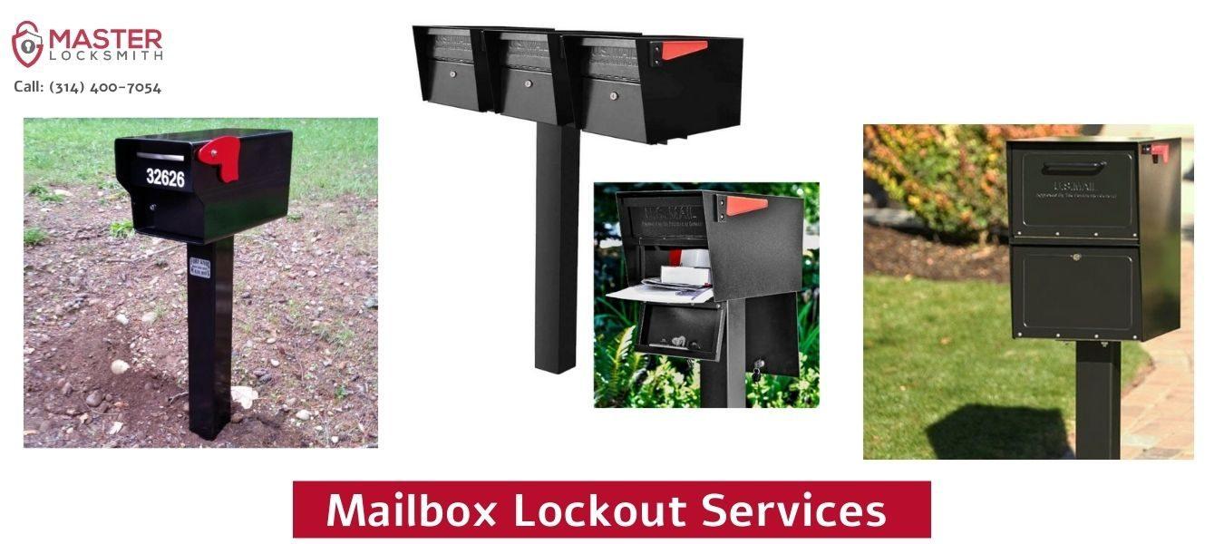 Mailbox Lockout Services- Master Locksmith