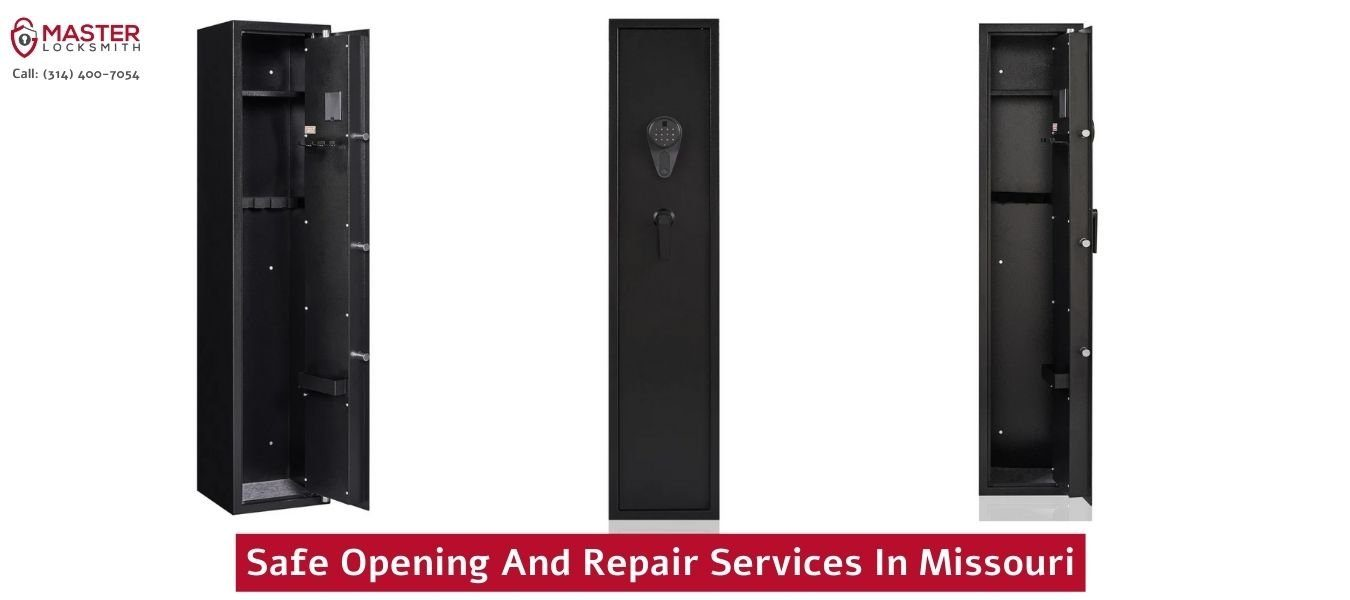 Safe Opening And Repair Services In Missouri- Master Locksmith